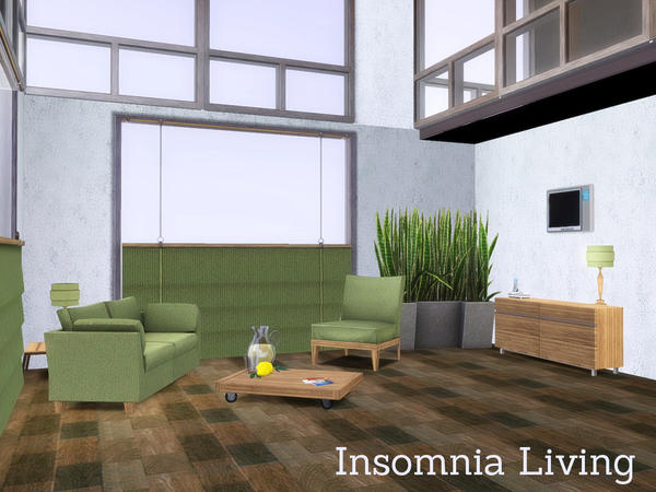 Insomnia Living by Angela