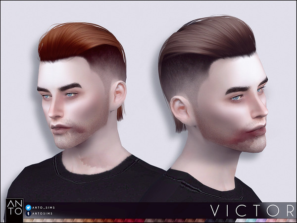 Anto - Victor (Hairstyle)