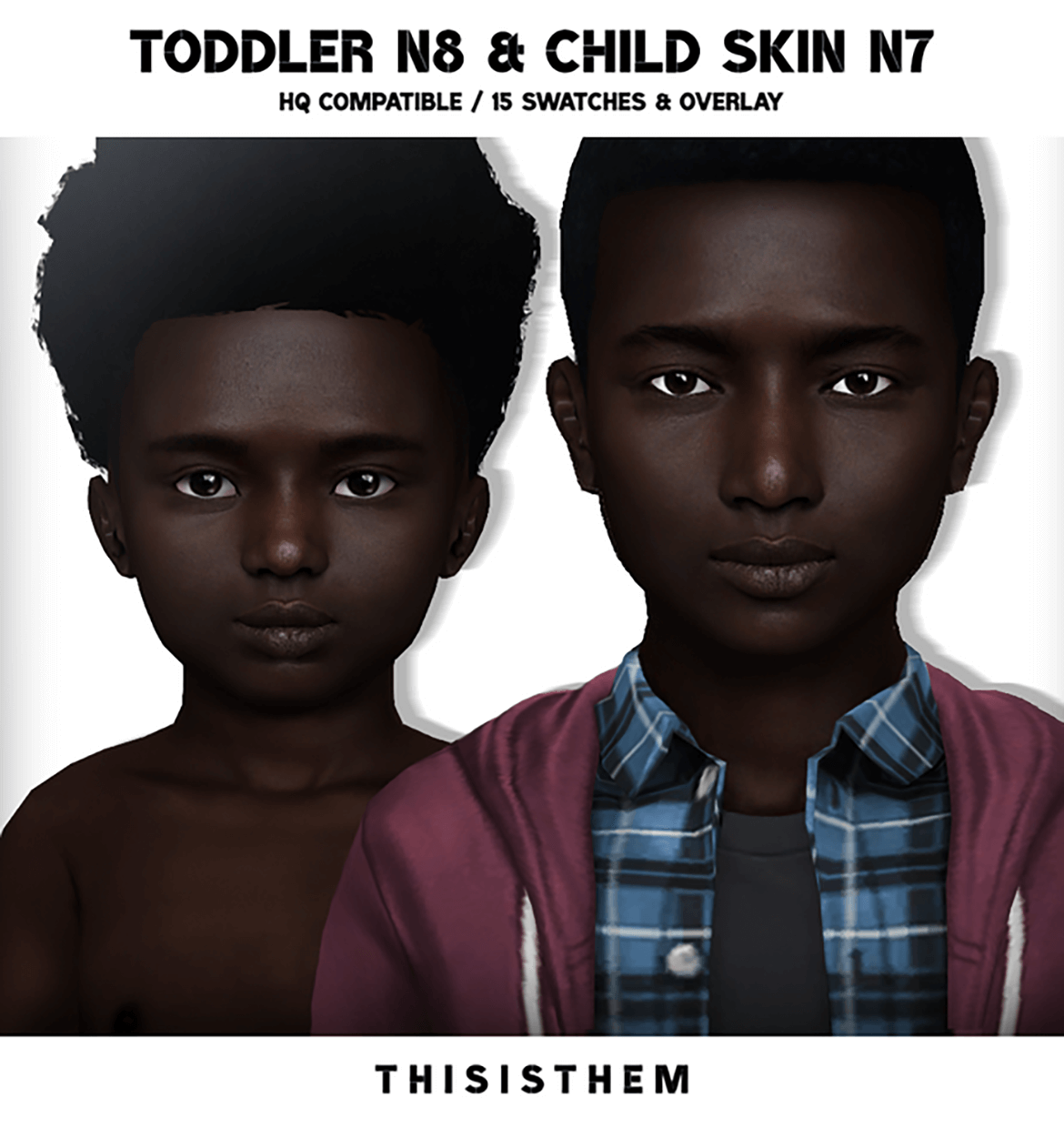 Skin N7 And N8 by ThisIsThem