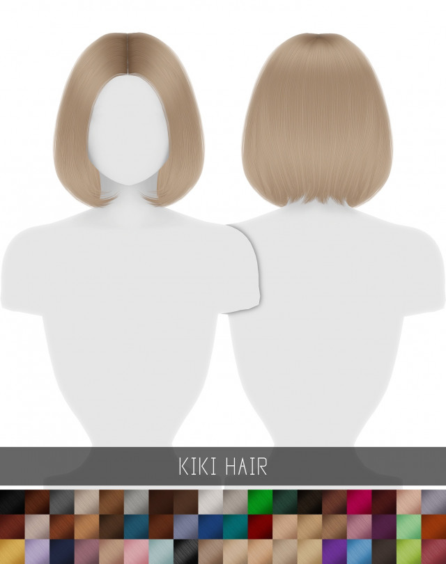 KIKI HAIR + TODDLER & CHILD by Simpliciaty