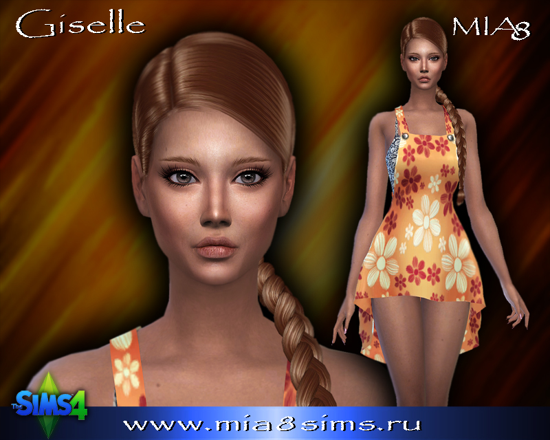 Giselle by Mia8