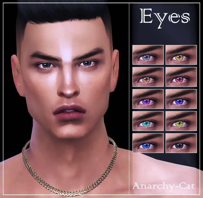 Eyes #32 by Anarchy-Cat