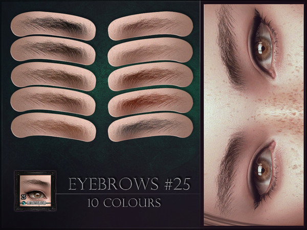 Eyebrows 25 by RemusSirion