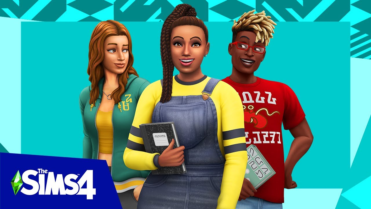 The Sims 4: Deluxe Edition [v 1.58.63.1010 + DLC] (2014) PC  Repack от xatab