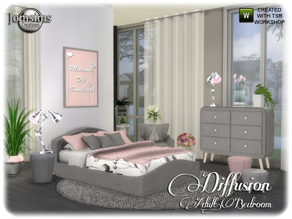 diffusion adult bedroom by jomsims