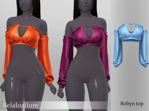 Robyn top by belal1997