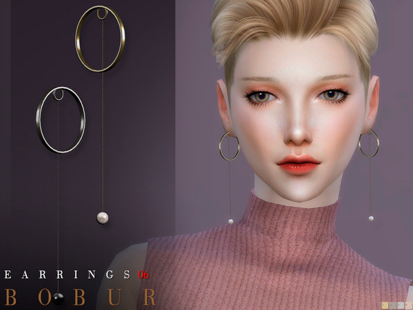Bobur Earrings 06 by Bobur3