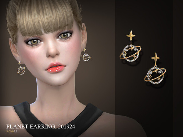S-Club ts4 LL EARRINGS 201924