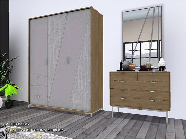 Chesterwood Young Bedroom by ArtVitalex