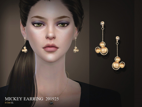 S-Club ts4 LL EARRINGS 201925