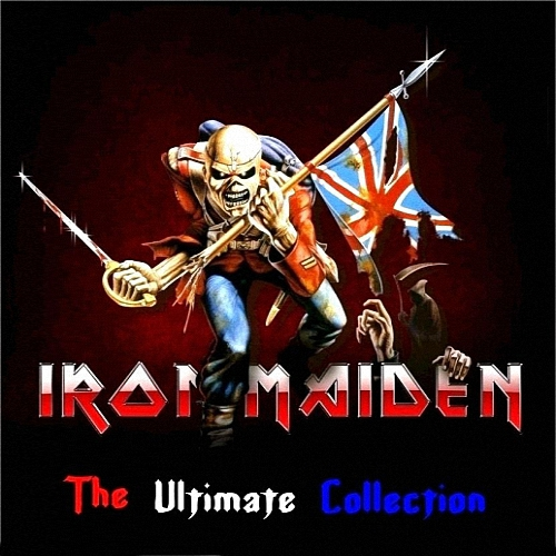Iron Maiden - The Ultimate Collection (Compilation) / [2019, Heavy Metal, MP3]