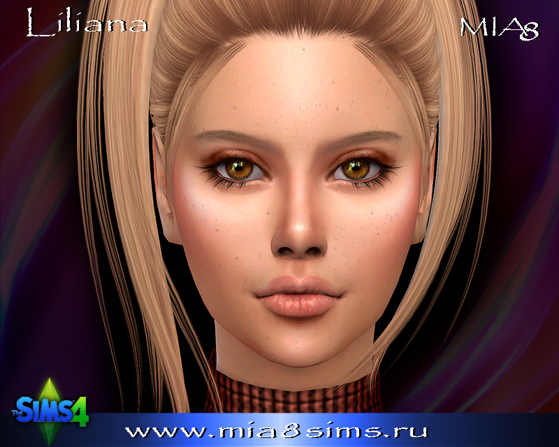 Liliana by Mia8