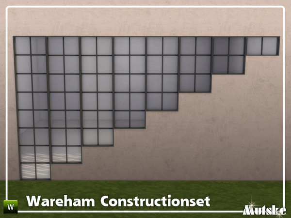 Wareham Constructionset Part 1 by mutske