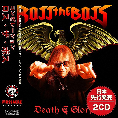 Ross The Boss - Death & Glory (Compilation) / [2019, Heavy Metal, Power Metal, MP3]