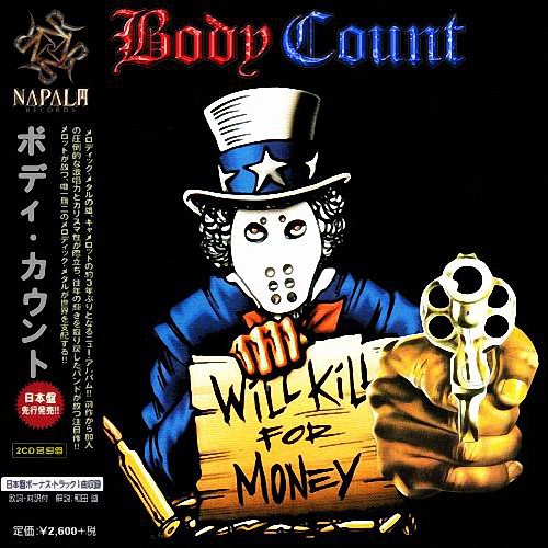 Body Count - Will Kill For Money (Compilation) / [2019, Heavy Metal, Thrash Metal, MP3]