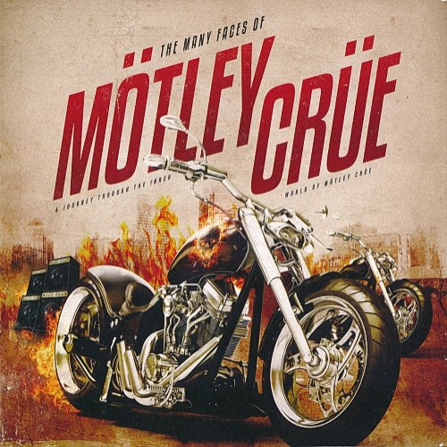 VA - The Many Faces Of Motley Crue - A Journey Through The Inner World Of Motley Crue / [2019, Hard Rock, Glam Metal, MP3]
