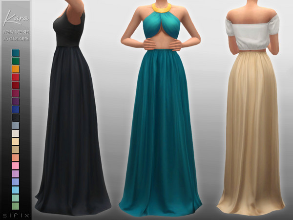 Kara Skirt by Sifix