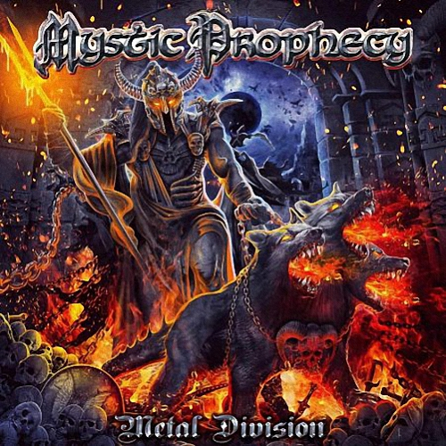 Mystic Prophecy - Metal Division / [2020, Power, Heavy Metal, MP3]