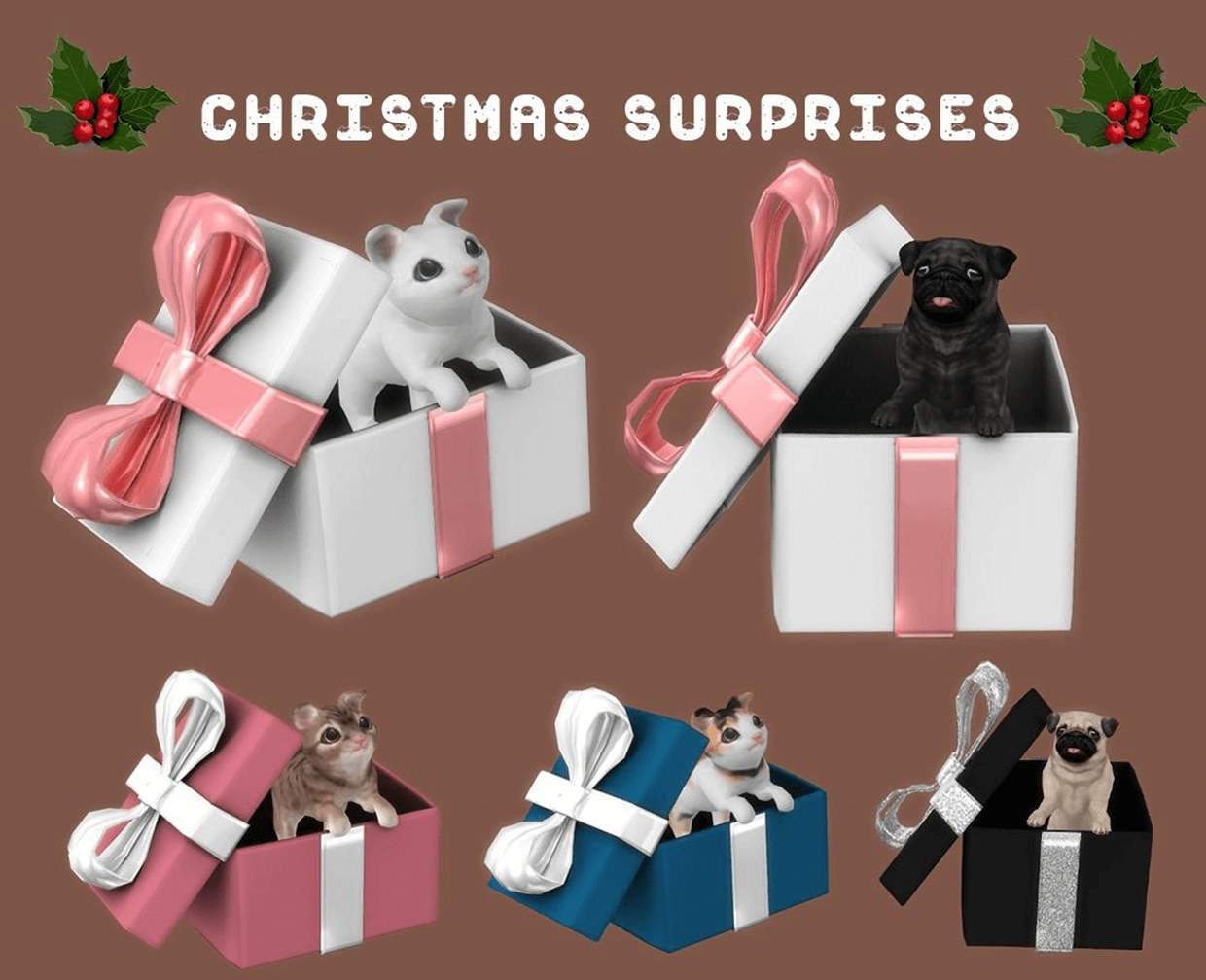 Christmas surprises by Leo-Sims