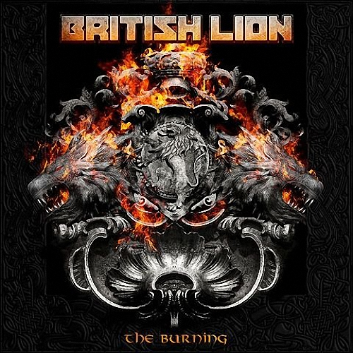 British Lion - The Burning / [2020, Rock, Hard Rock, MP3]