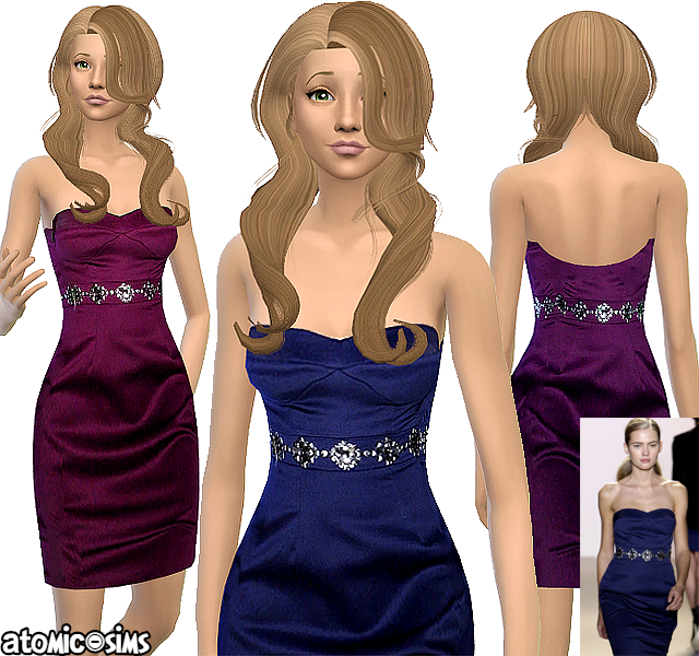 Abaete fall 08 collection 01 by Atomic-sims
