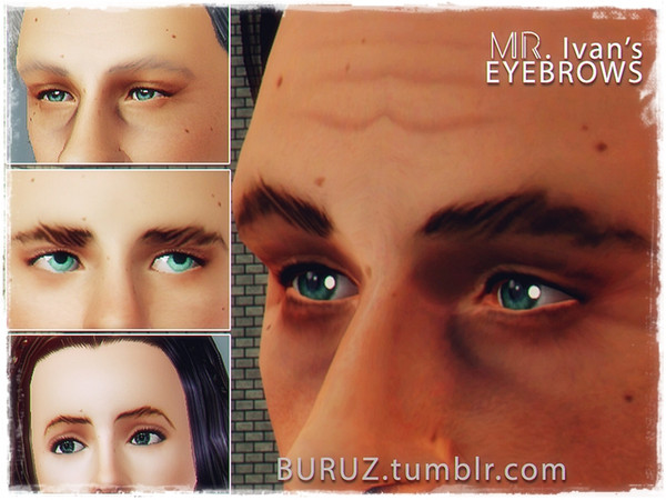 Buruz - Mr. Ivn's Eyebrows by Buruz