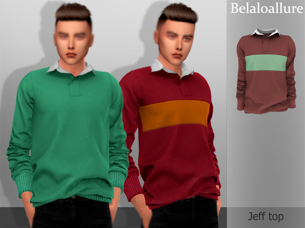 Jeff top by belal1997