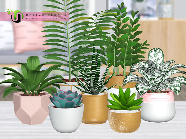 Breeze Plants by NynaeveDesign