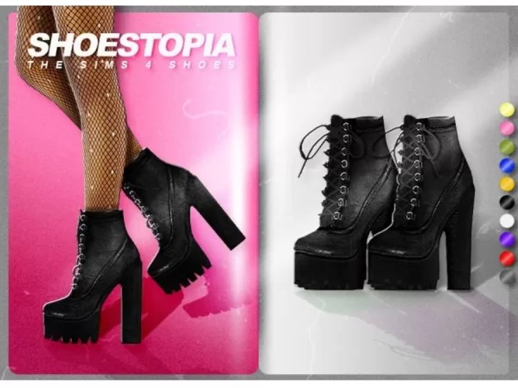 Drag me to hell shoes by Shoestopia