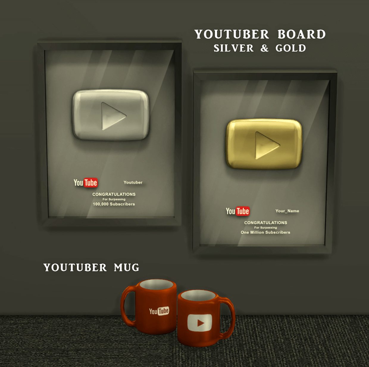 Youtuber by Leo-Sims