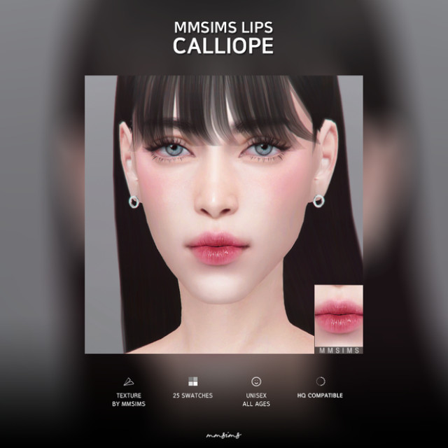 Lips Calliope by MMSIMS
