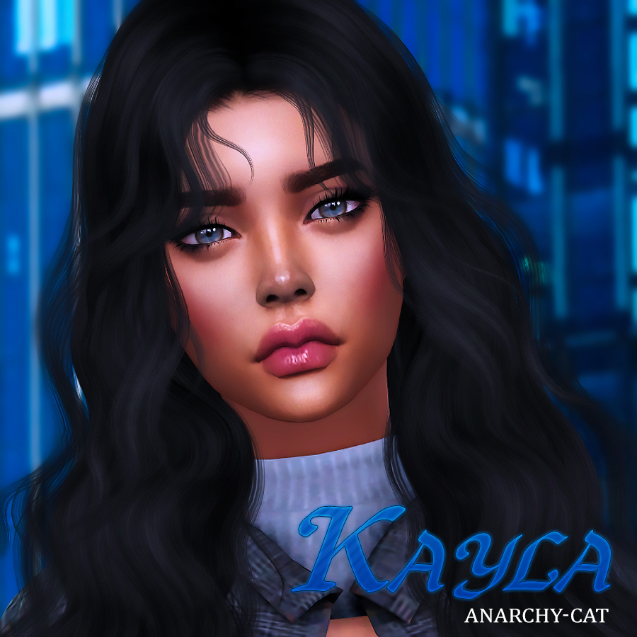 Kayla Amell by Anarchy-Cat