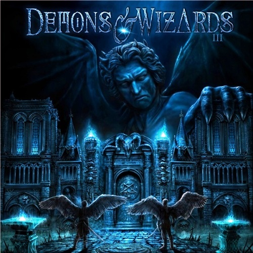 Demons & Wizards - III / [2020, Power Metal, MP3]