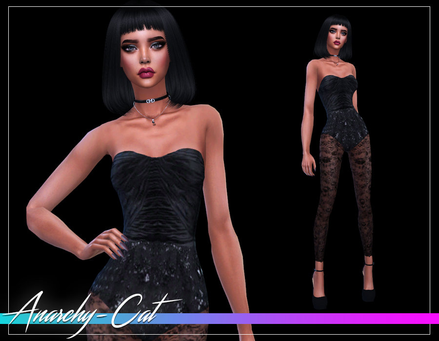 Kristen Stewart Outfit of the Zuhair Murad fashion show by Anarchy-Cat