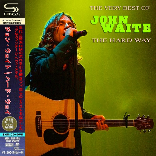 John Waite - The Hard Way (The Very Best Of) / [2020, Rock, MP3]