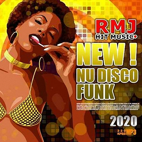 VA - New Nu Disco Funk / [2020, Funky Disco, Nu Disco, Disco House, MP3]