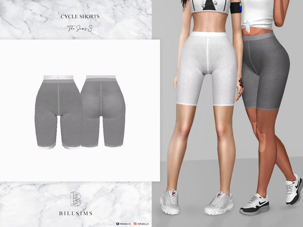 Cycle Shorts by Bill Sims