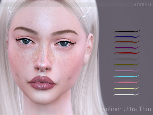 Eyeliner-Ultra Thin by ANGISSI