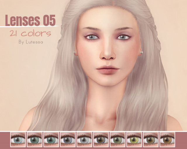 Lenses 05 by Lutessa