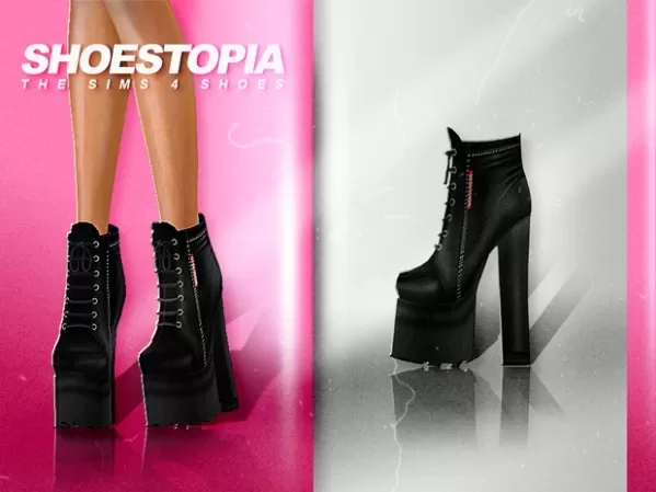 Beg for it boots by Shoestopia