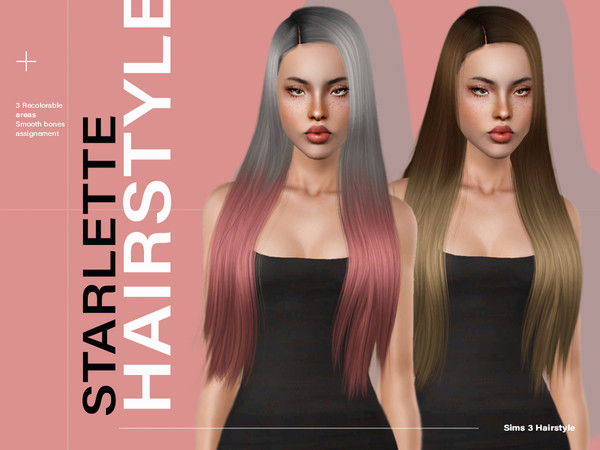 Starlette Hair by Leah Lillith