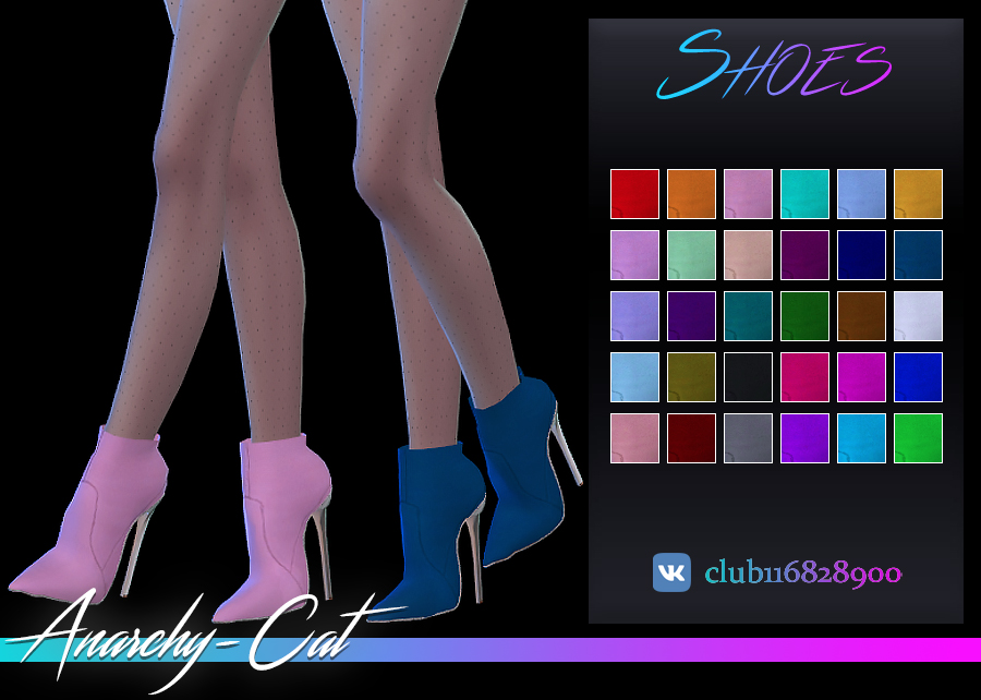 SHOESTOPIA - Imagination Shoes n4 by Anarchy-Cat