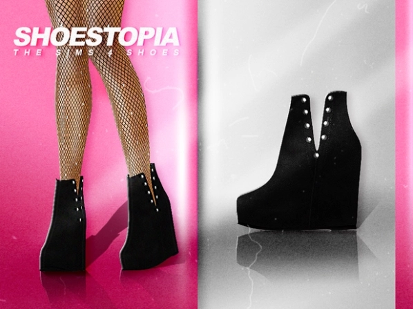 Rock boots by Shoestopia