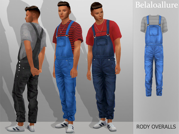 Rody overalls by belal1997