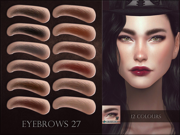 Eyebrows 27 by RemusSirion