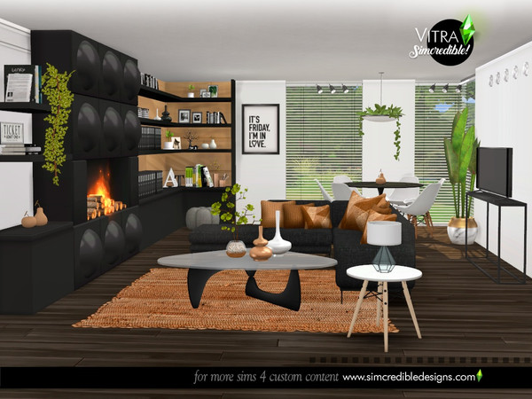 Vitra Living Room by SIMcredible