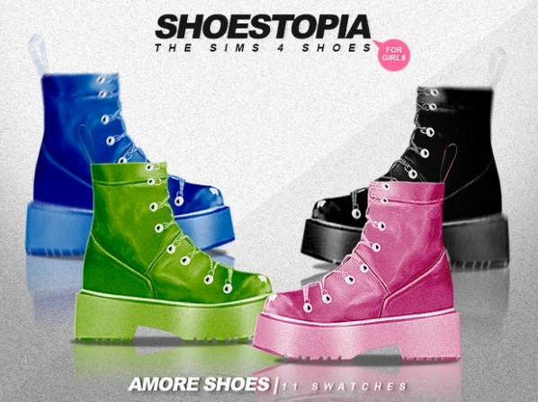 Amore Shoes by Shoestopia