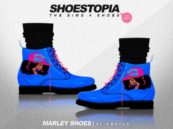 Marley Shoes by Shoestopia