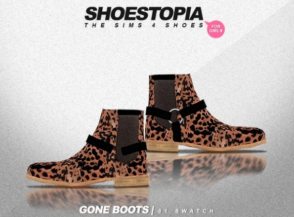 Gone Shoes by Shoestopia