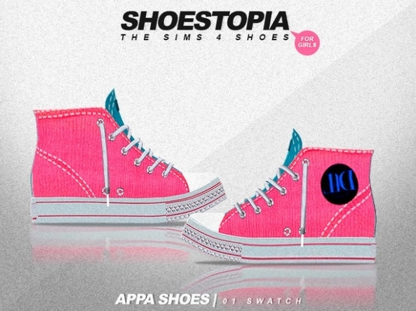 Appa Shoes by Shoestopia